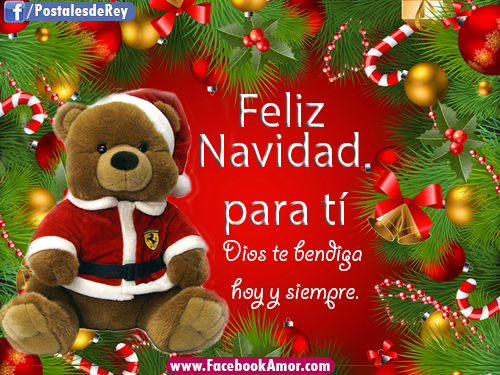Tarjetas de navidad 2014 im genes bonitas de amor - Postales de navidad bonitas ...