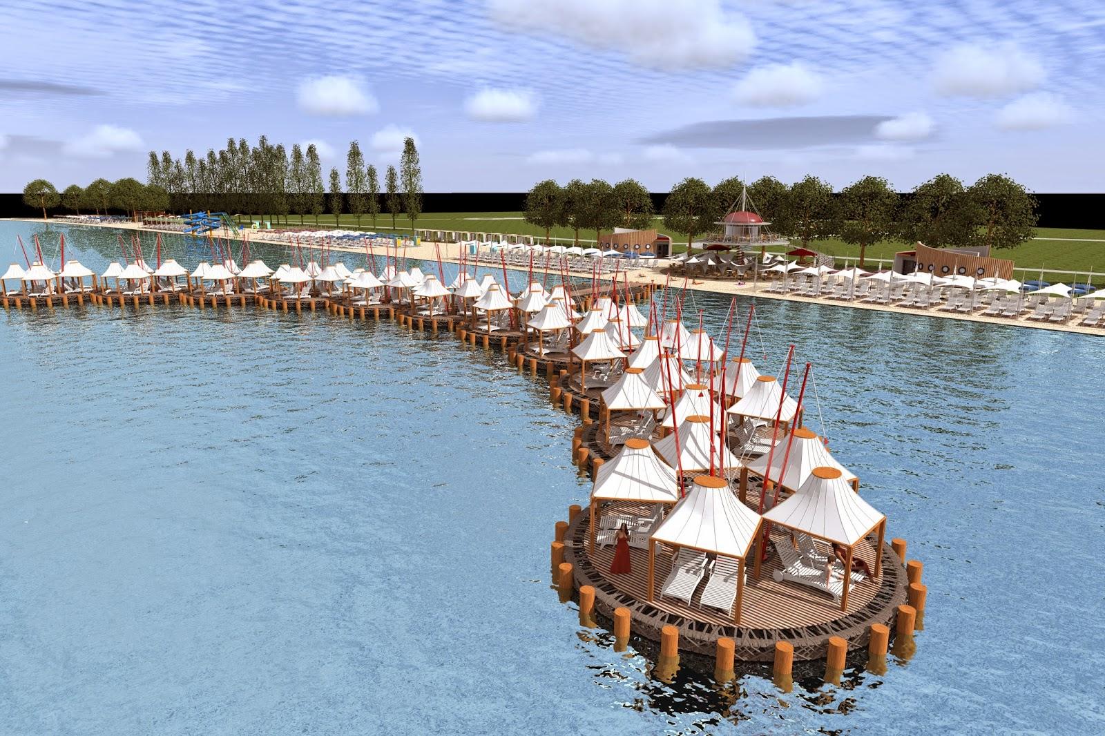 Abstimmung - Wie die fünf neuen Strände am Ohrid See aussehen sollen! - Tourismus in Mazedonien