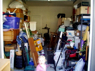 Are You Itching For A Side By Comparison Remember The Pic On Left Is Single Car Garage Packed To Gills With Items Waiting Home