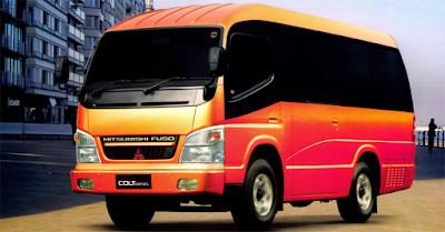Spesifikasi Mitsubishi Colt Diesel Bus