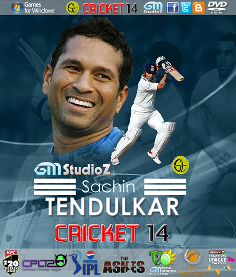 Cricket 14 patch for cricket 07