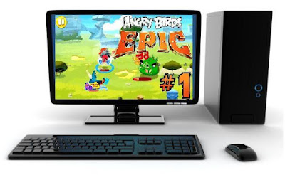 Angry Birds Epic for PC Free Download - Windows 7/XP/8.1