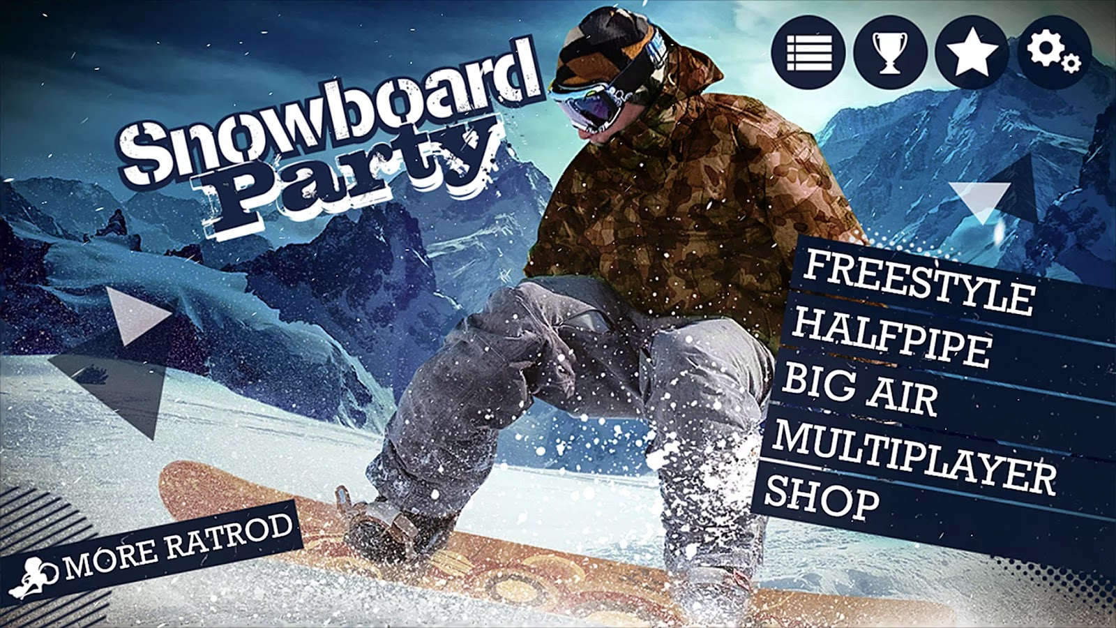 Snowboard Party v1.0.5 Mod [Unlimited XP]
