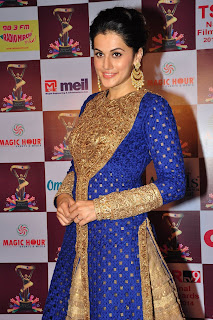 Tapsee Latest Hd Photos | New Stills | TSR TV9 National Film Awards 2015