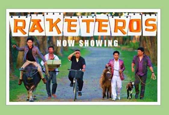 about this movie raketeros is a 2013 filipino comedy film produced by