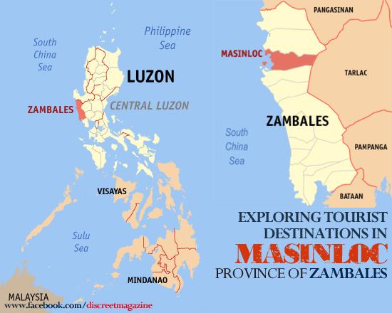 Masinloc Philippines  City new picture : ... TOURIST DESTINATIONS IN MASINLOC, ZAMBALES Discreet Magazine