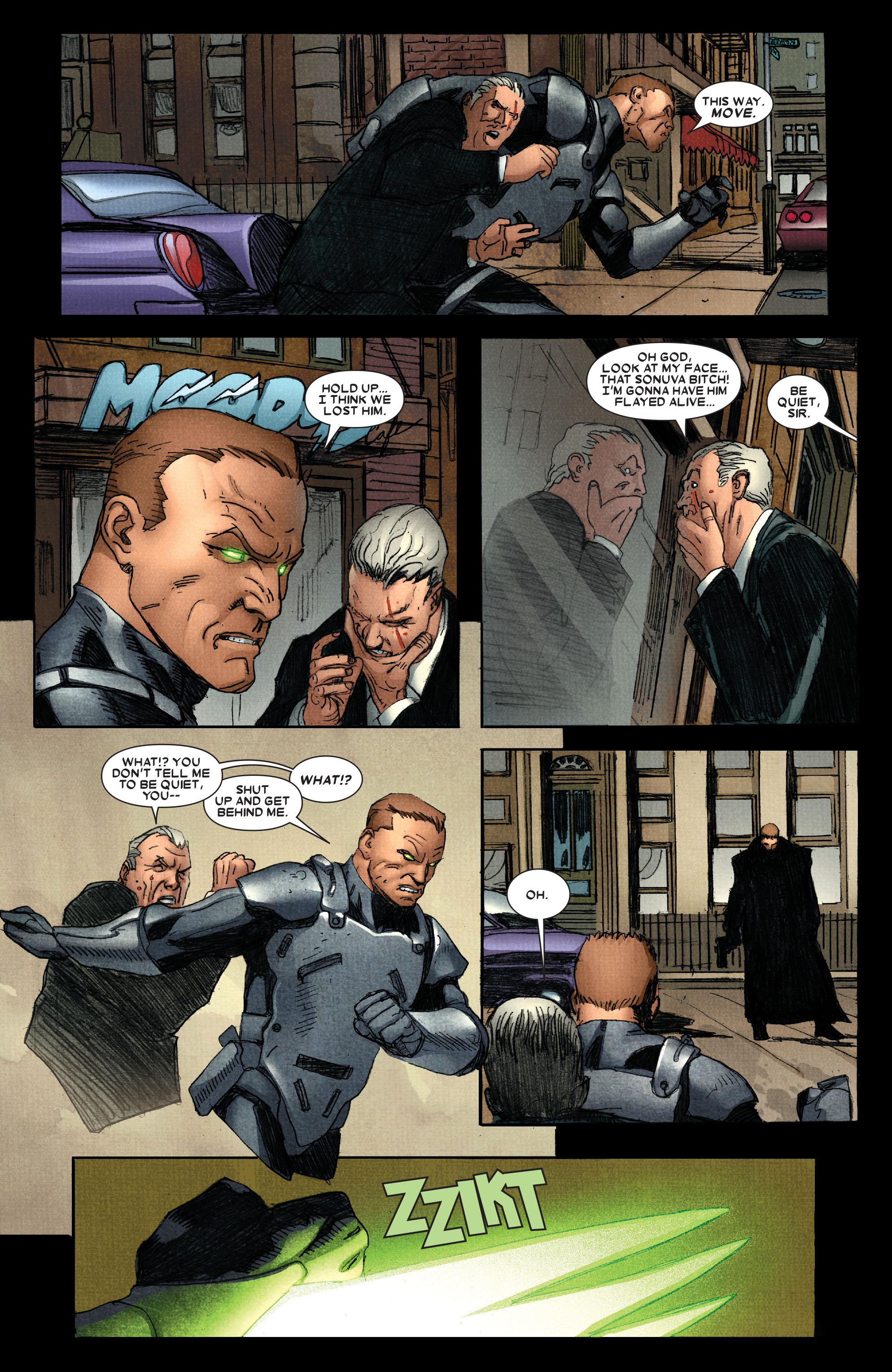 Wolverine: Weapon X #4 #13 - English 17