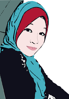 My First Vector Potrait Masa Dulu2