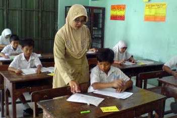 Inti Pendidikan Terletak pada Guru
