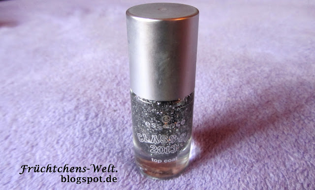 Review - essence Class of 2013 - Top Coat COLLEGE HERO