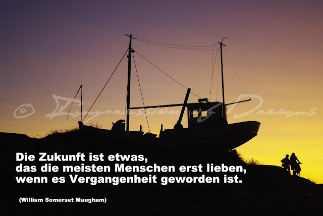 Die Zukunft ist etwas, das die meisten Menschen erst lieben, wenn es Vergangenheit geworden ist.