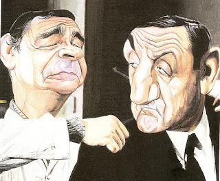 Caricatures et Portraits - Page 4 L%2527Arm%25C3%25A9e+des+Ombres
