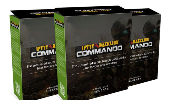 IFTTT Backlink Commando