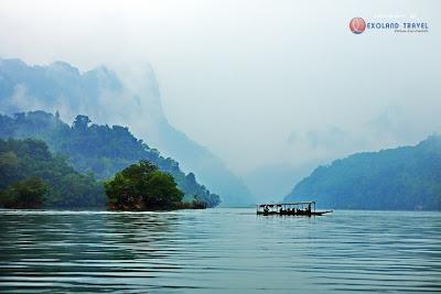 lac de Ba Be, photo, lac ba be, Babe, photo ba be, voyage photo vietnam, voyage au vietnam, montagne vietnam, visite vietnam, circuits photo vietnam
