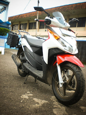 Honda Vario trend modif color