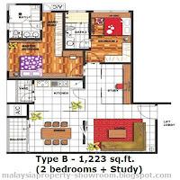 Properties 4 U Gaya Bangsar Jalan Maarof Bangsar Kl