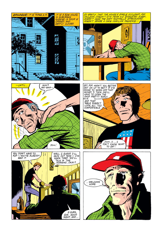 Captain America (1968) Issue #259 #174 - English 20
