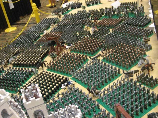 23.11.2012. Поступила в продажу PC-версия игры LEGO Властелин Колец&q