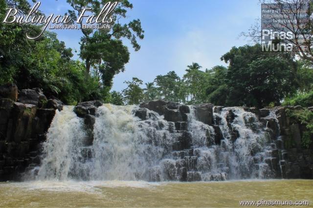 Bulingan Falls of Lamitan, Basilan