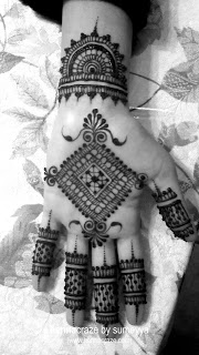 Bridal Mehndi Designs2013 By Fashion She 9