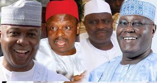 Presidential ticket: PDP screens Atiku, Saraki, Kwankwaso, others on Thursday