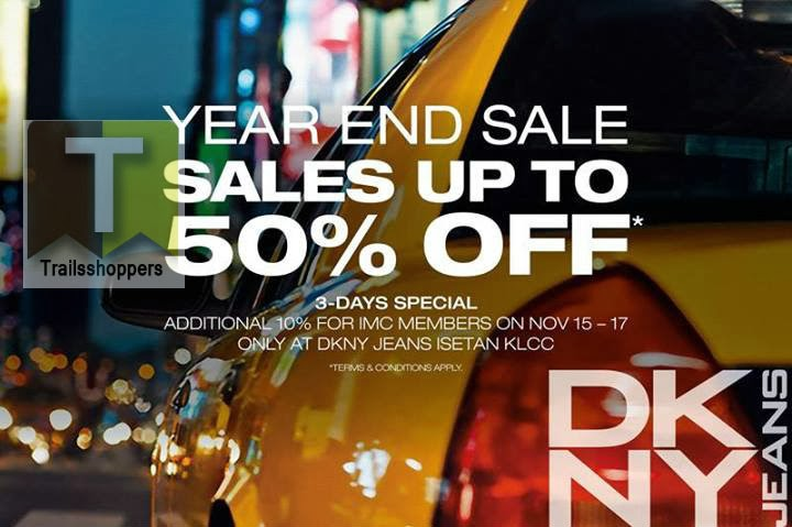 DKNY Jeans Year End Sale 2013