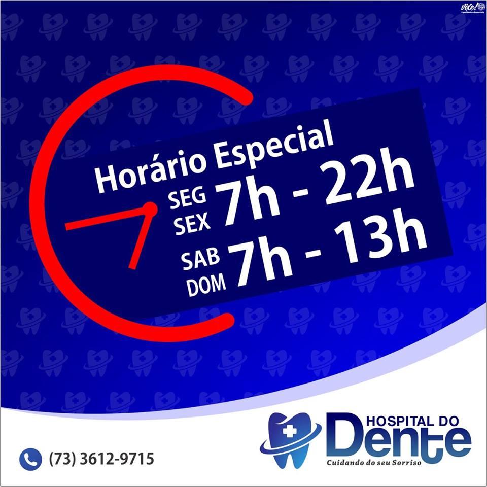 HOSPITAL DO DENTE - 3612-9715
