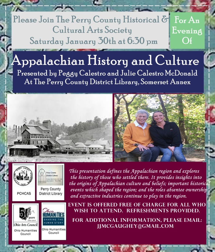 a history of appalachia and the appalachian culture A rich history: the music of appalachia the story of appalachian music the music of appalachia has deep roots in western north carolina the north carolina mountains have an unbroken tradition of ballad singing that is still going strong today signature styles of banjo playing in old time and bluegrass music were pioneered and.