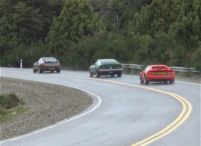 Top Gear en Argentina, en las rutas de la Patagonia