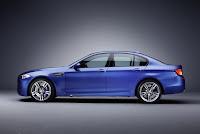 BMW M5 (2012) Side