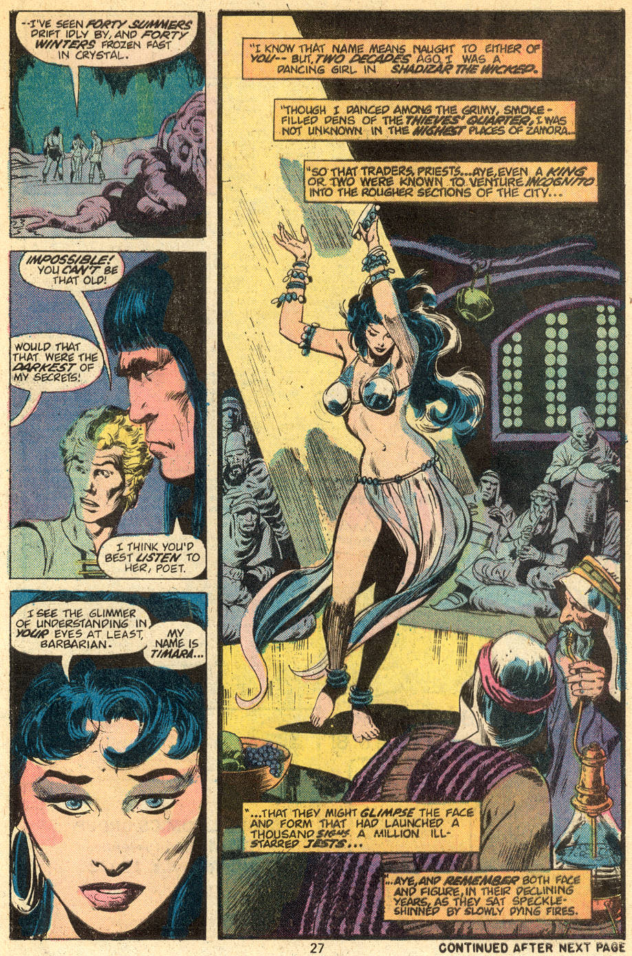 Conan the Barbarian (1970) Issue #45 #57 - English 16
