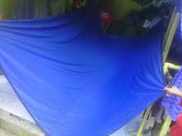 flysheet, tenda darurat