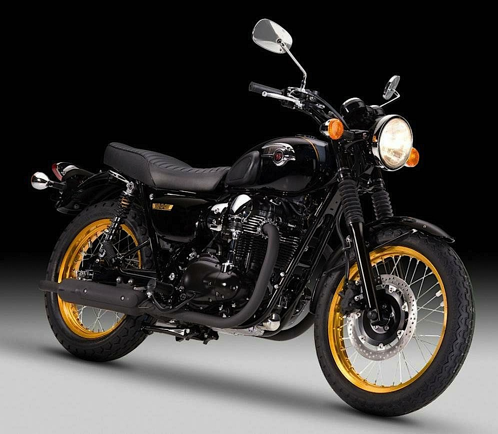 kawasaki w800 test review the best modern retro motorcycle in the world
