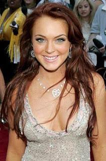 Lindsay Lohan Nose Job