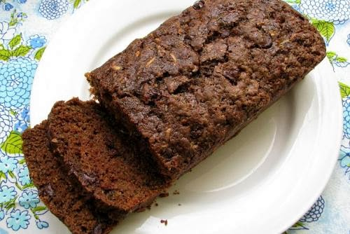 Chocolate Zucchini Bread! recipe
