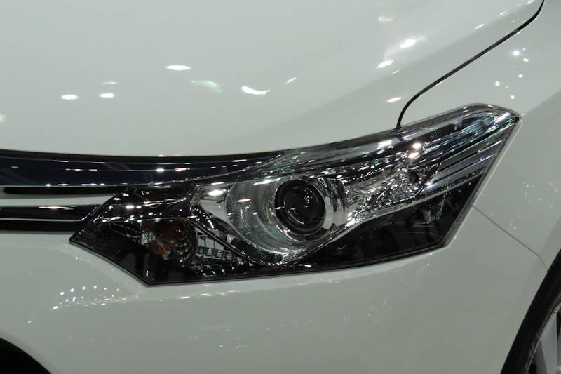 BIMS 2013: Toyota Totally Re-Skins Vios