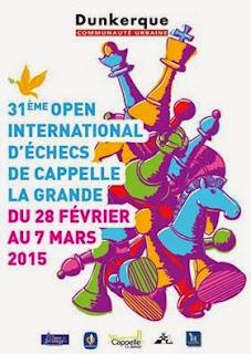 L'affiche officielle du 31e tournoi de Cappelle