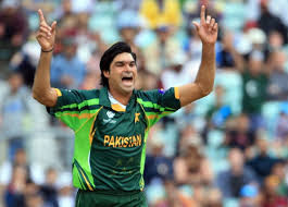 Irfan was highest wicket taker for Pakistan in the 5th ODI