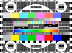Mire Tv soviétique couleur