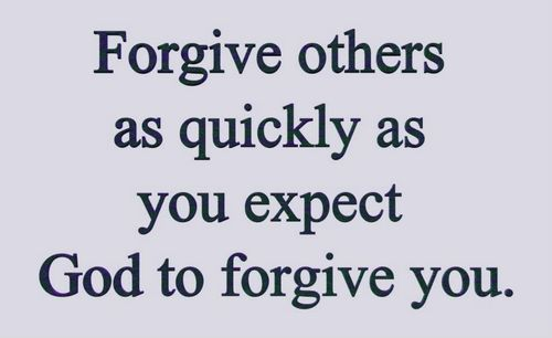 Forgiveness Quote Picture