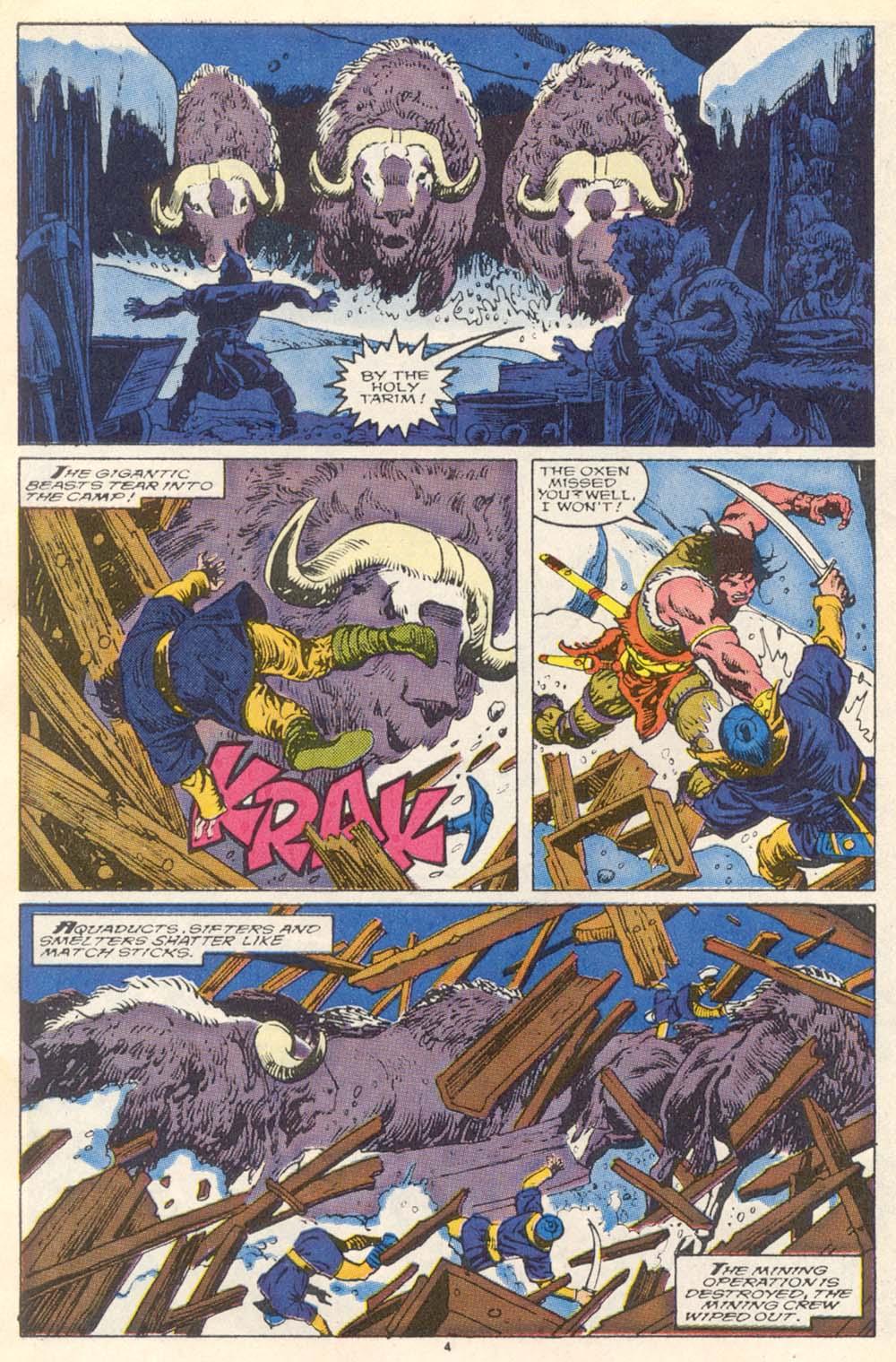 Conan the Barbarian (1970) Issue #220 #232 - English 6