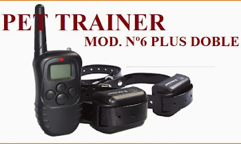 PET TRAINER Nº6 PLUS RECARG (DOBLE) DISPLAY DIGITAL 70€