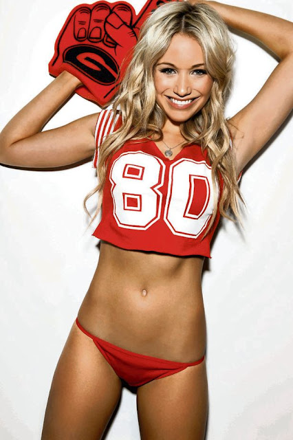 Katrina Bowden FHM 