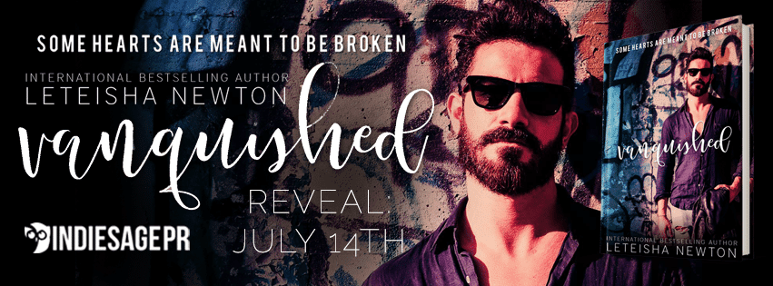 Vanquished Cover Reveal