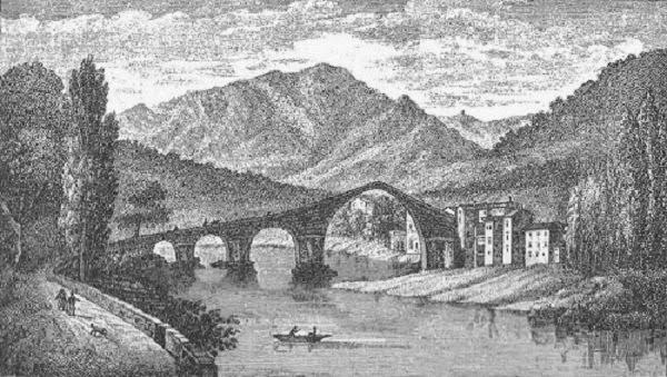 La nostra storia la porta della valle il ponte del - La porta del diavolo ...