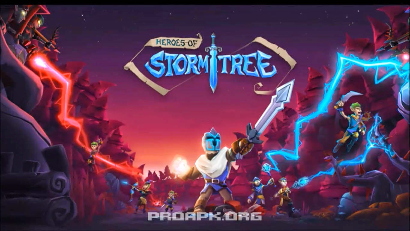 Heroes of StormTree Gameplay