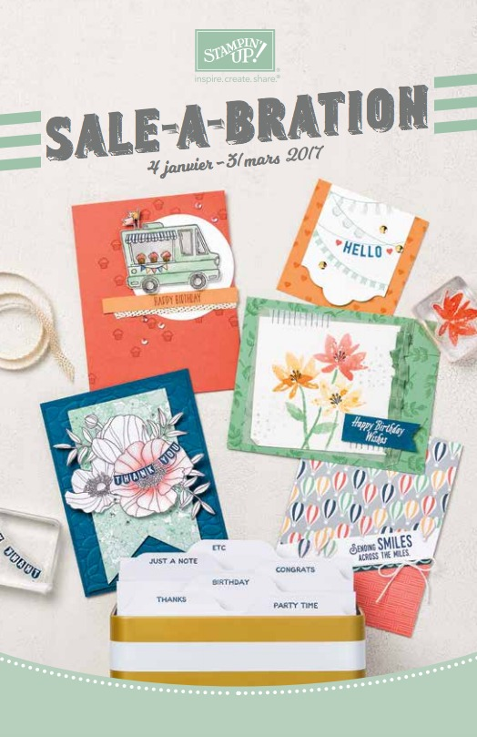 Brochure Sale-A-Bration