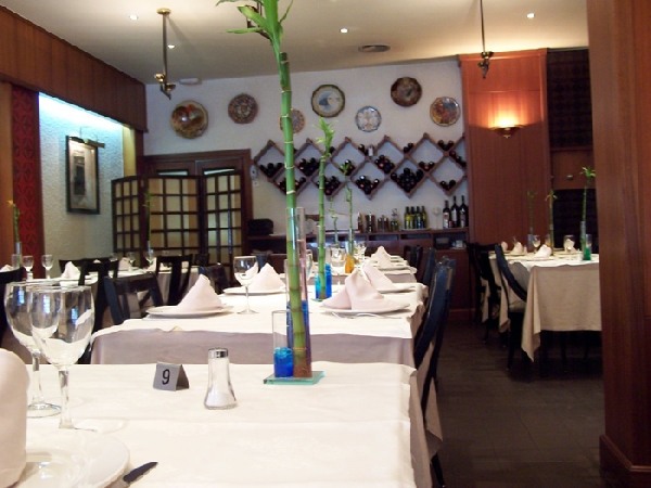 Hotel Restaurante La Paz Binéfar. Foto Web Oficial
