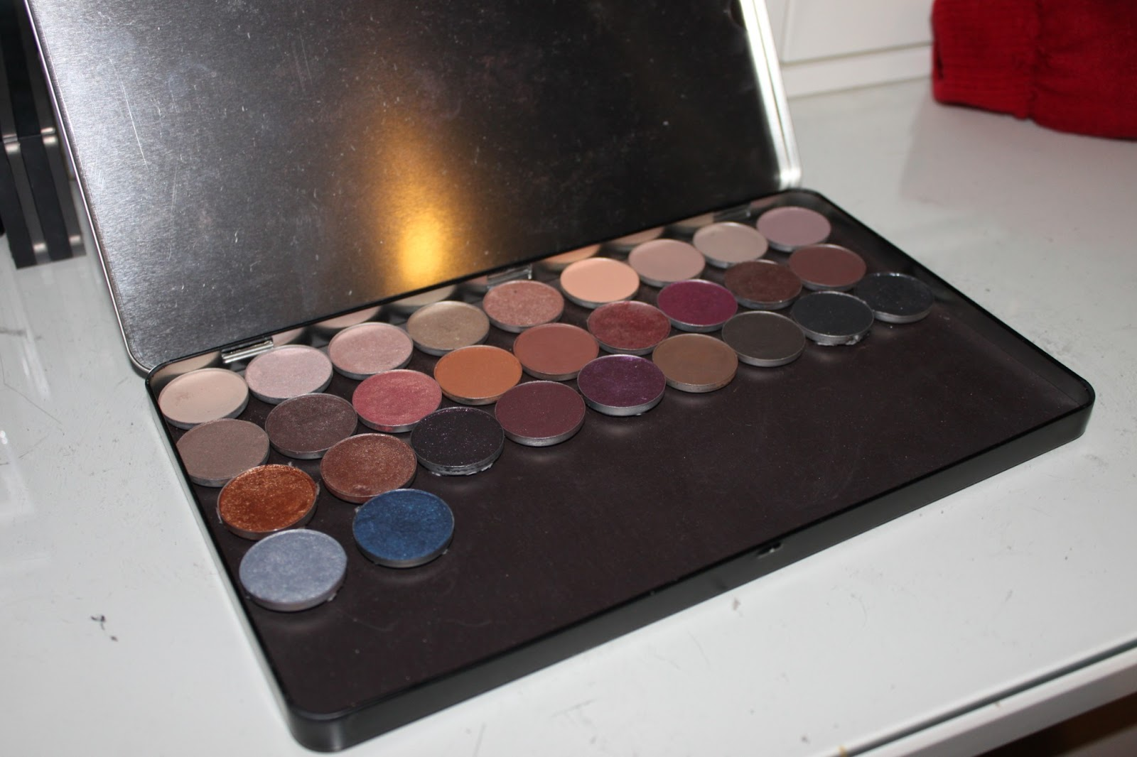makeup by kate makeup forever universal palette