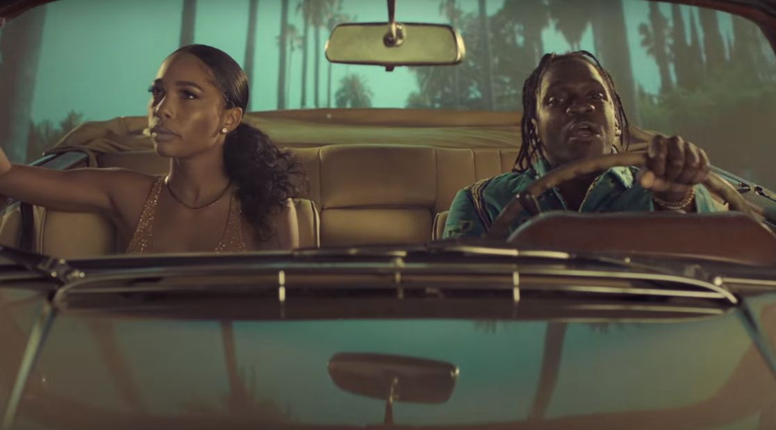 Pusha T - M.P.A. (Feat. A$AP Rocky & The-Dream) [Vídeo]